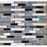 Stakleni Mozaik Staklo/Granit 303  300x300