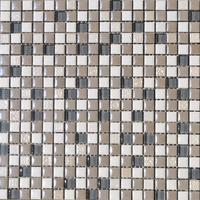 Stakleni Mozaik Sivi A3  300x30