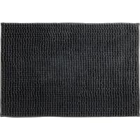 Tepih za kupatilo Chenile 60x90 sivi mikrofiber