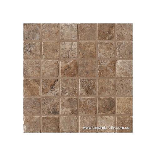 Granitne pločice SIN Mosaico 5x5 Noce