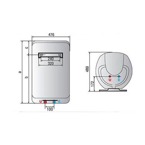 Ariston Bojler Pro1 R 80l
