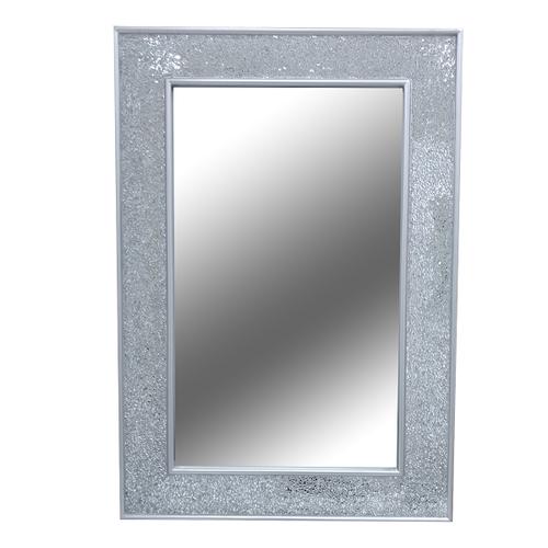Ogledalo Mosaic Silver 60x90